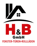Logo - H&B Gmbh Fenster Türen Rollläden